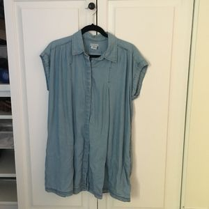 Chambray/Denim Dress